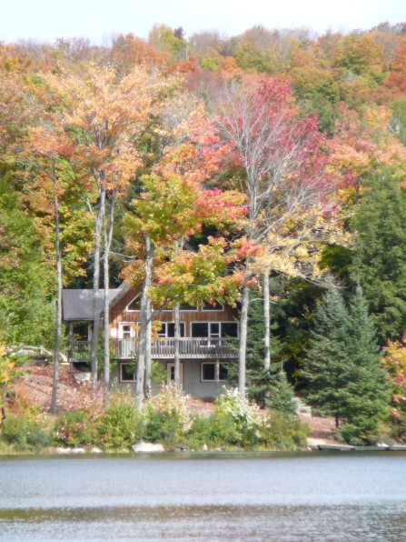 buck lodge fall