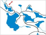 Naomi's Rest map