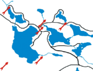 deer map