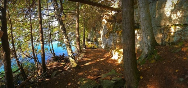 Solitaire Lake Trail2