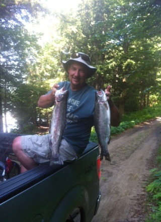 Fishing- June 2014