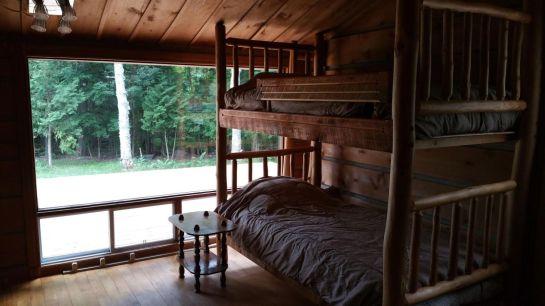rivers bay bedroom