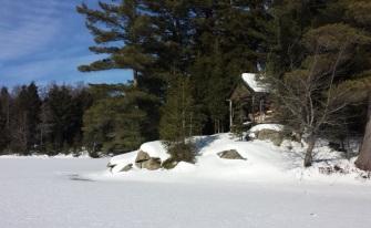 High Lake Campsite