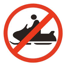 No Snowmobile